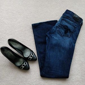 GUESS Foxy Flare Jeans Sz 27